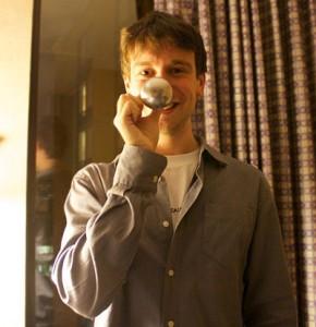 Michele Spagnuolo, 24 anni, di Novara. Studia ingegneria informatica al Politecnico di Milano, è stato assunto da Google per la sede di Zurigo