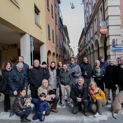 Benvenuti a Bologna nella prima strada della solidarietà