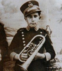 Un video, un ricordo del sergente trombettiere di El Alamein: mio padre Giacomo (1920-2008)