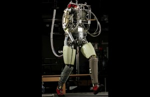 Il robot Petman di Boston Dynamics