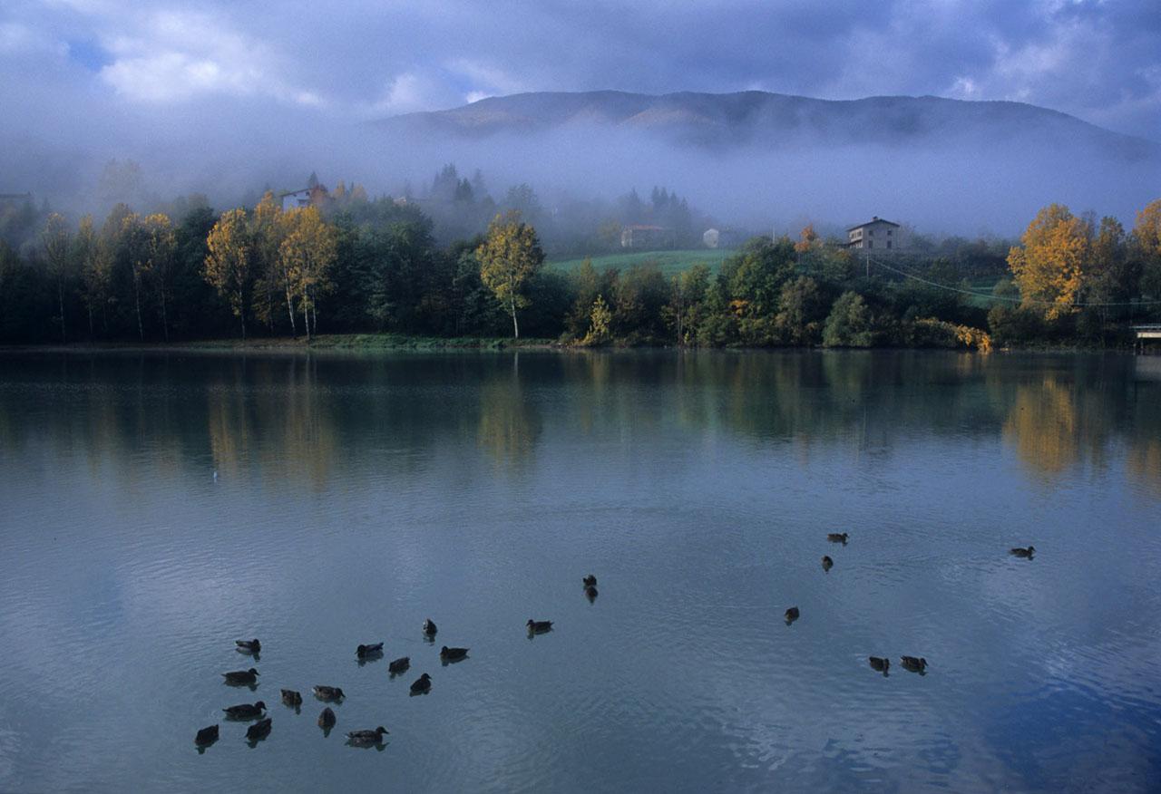 Garfagnana, la valle <br />del bello e del buono <br />che sedusse Pascoli