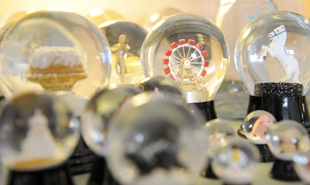 Il segreto <br />delle palle di Natale <br />è custodito a Vienna