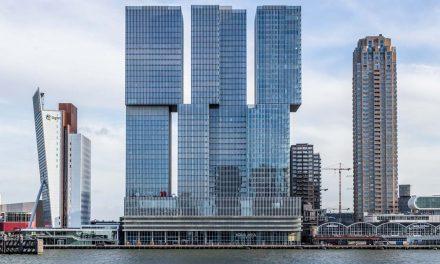 La città verticale di Rotterdam. Inaugurato un edificio record che contiene una città nella città