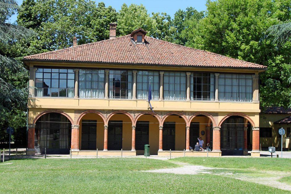 Palazzina della Viola, Bologna