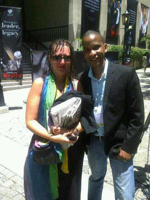 Nero Christian incontri in Sud Africa