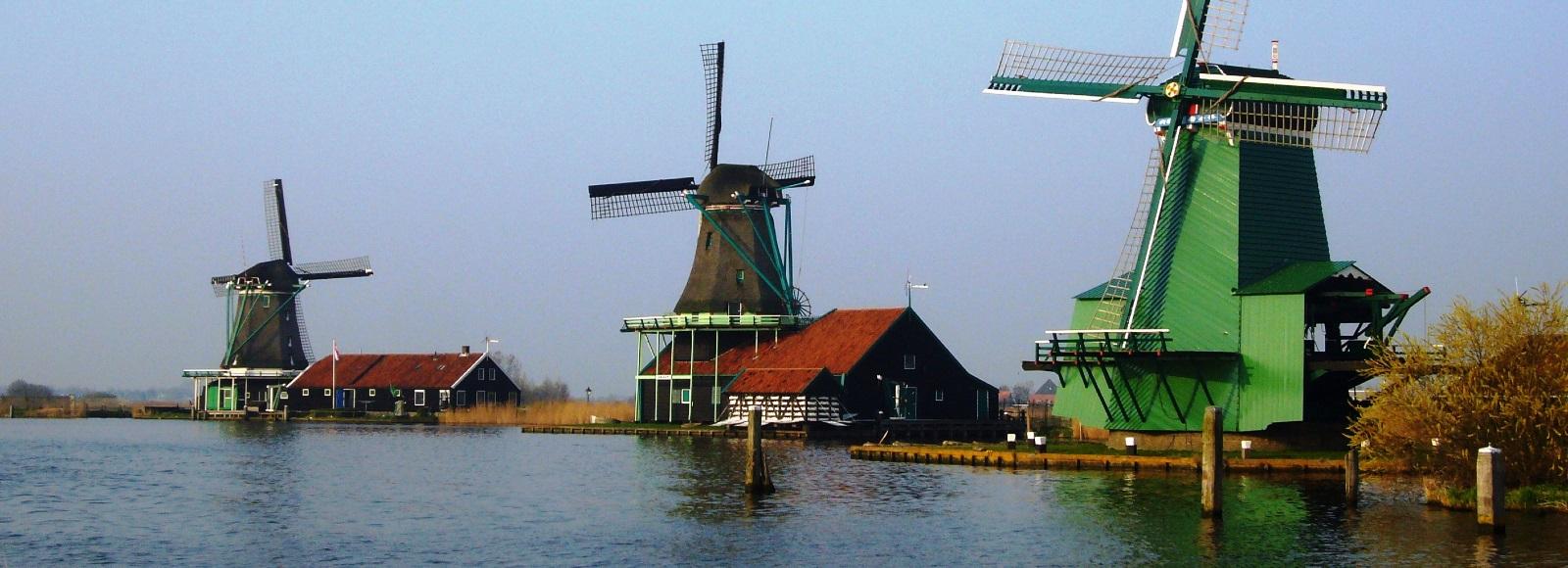 L'Olanda in festa per i mulini a vento, che furono d'aiuto per i messaggi cifrati durante la guerra