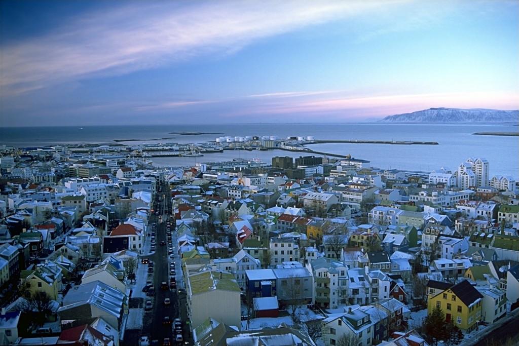 Reykjavík-islanda-panoramica