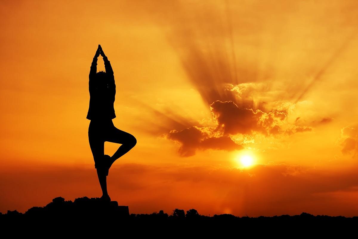 A lezione di Yoga… con nonna Wanda