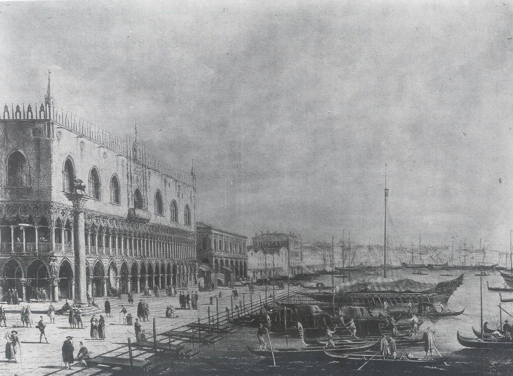 tesori-rubati-da-hitler-canaletto-Veduta-della-Riva-degli-Schiavoni-verso-est