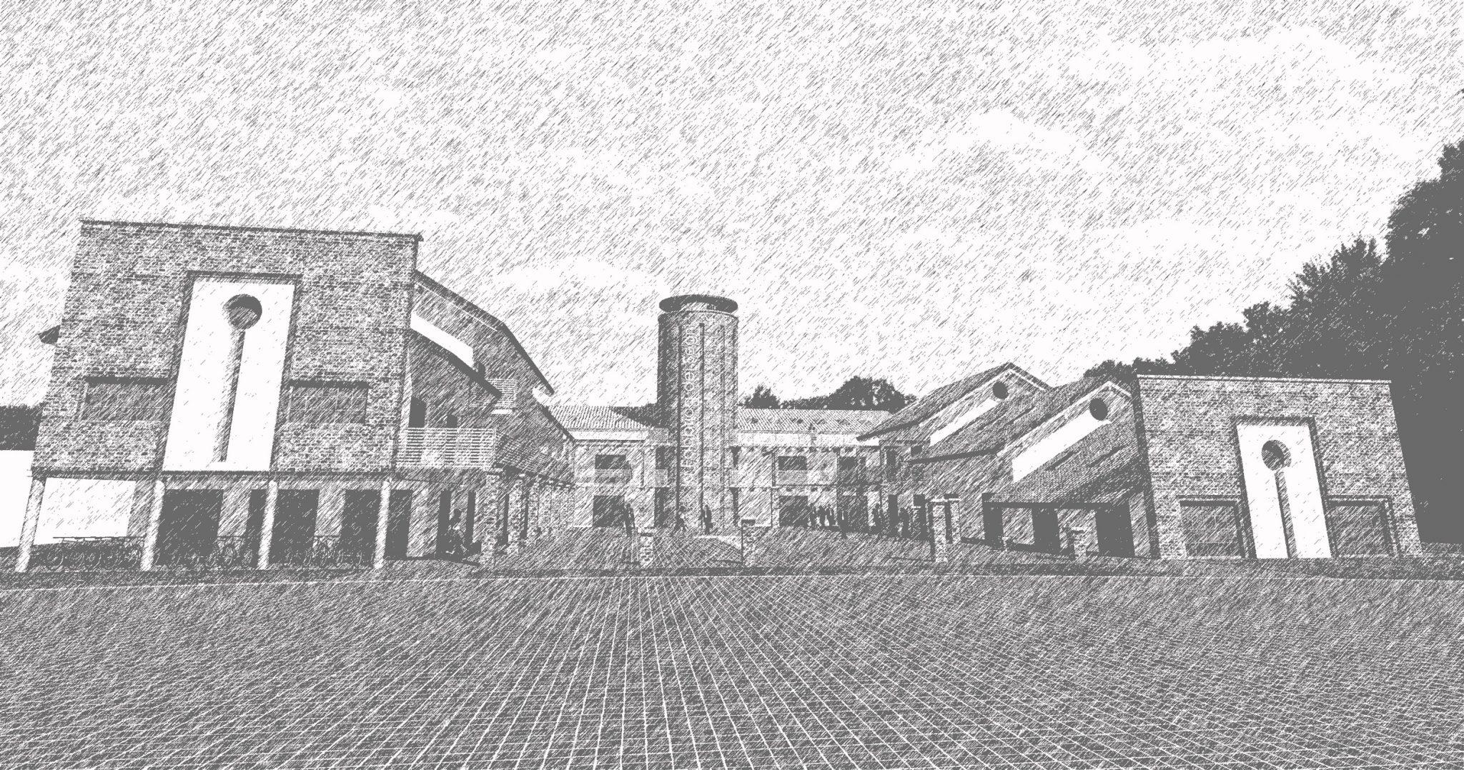 Bollate: la fabbrica di paglia, simbolo di un'economia dal volto più umano