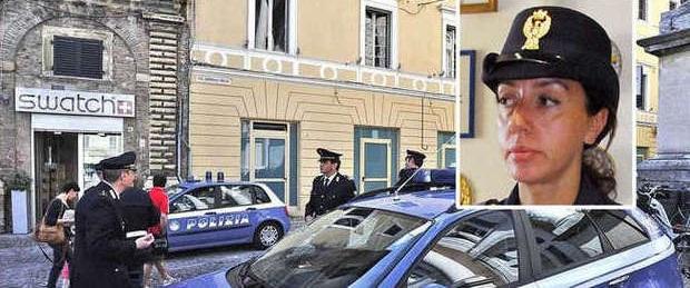 Maria Rosaria Caruso, la poliziotta suicida nella Questura di Pesaro dove prestava servizio nella sezione anticrimine
