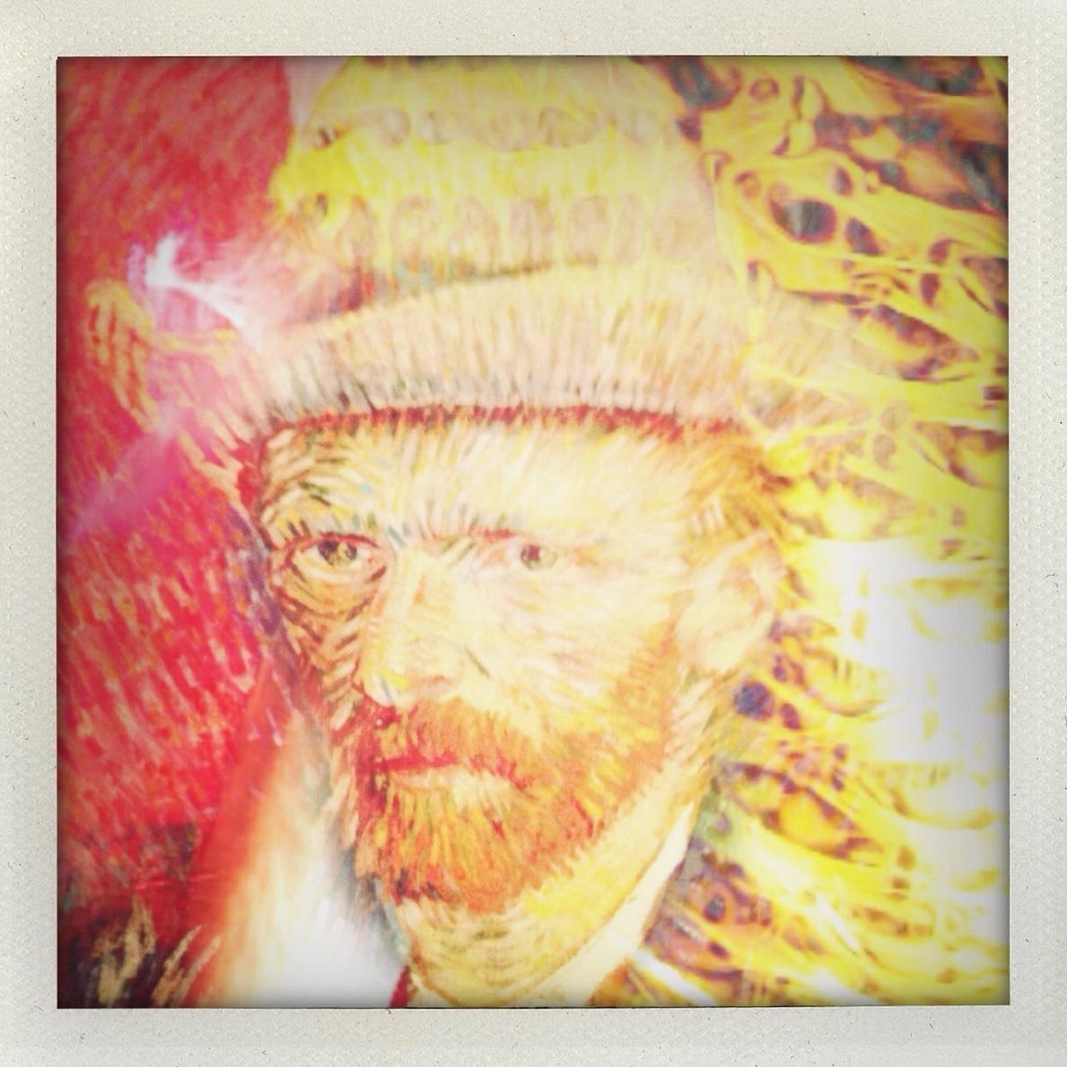 Vincent van Gogh, <br />una lucida pazzia