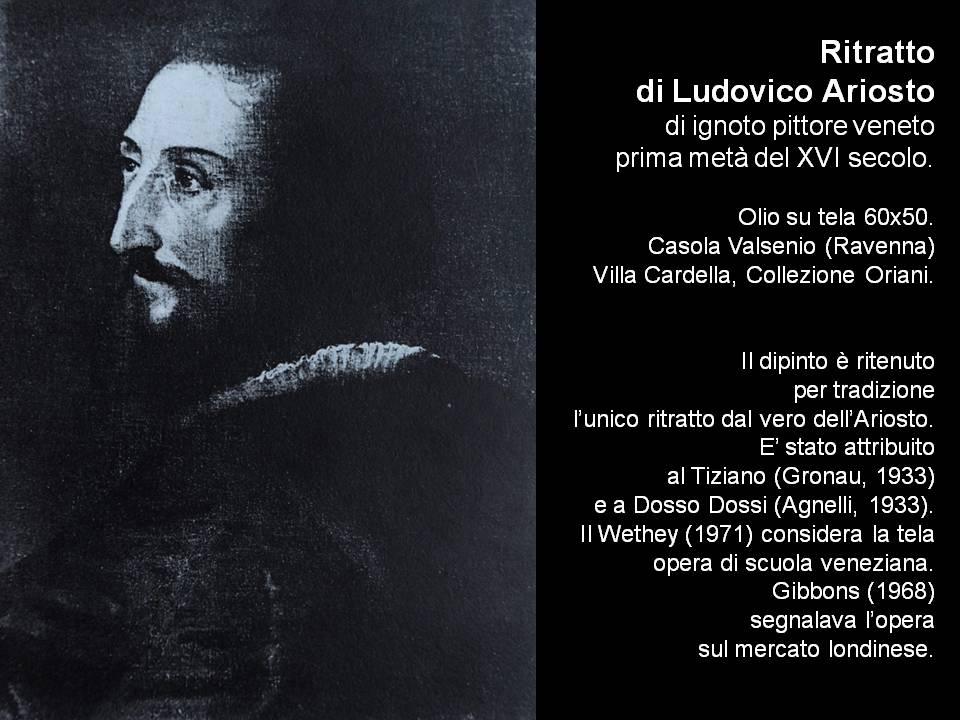 03 RITRATTO ARIOSTO