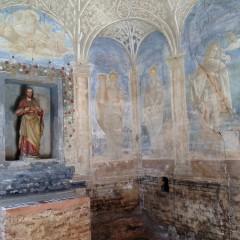 """Zelo Surrigone: """"La cugina di campagna"""" di Leonardo e un affresco di Luini ritrovato"""