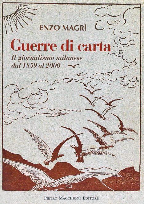 Enzo Magrì - Guerre di carta