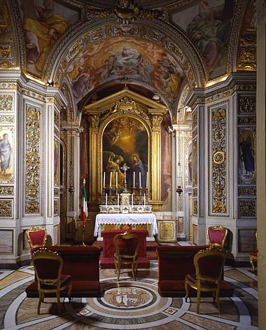 museo-quirinale-cappella-annunziata