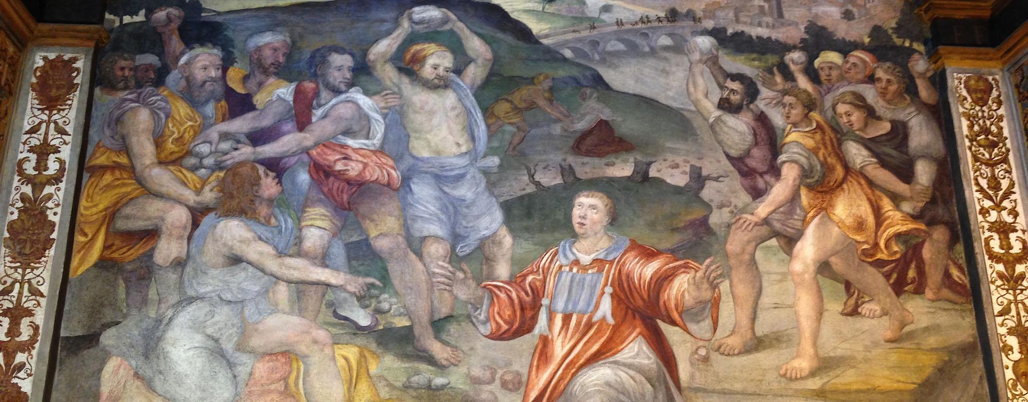 Sapessi quant'è strano <br />scoprire l'antica Roma <br />a Milano