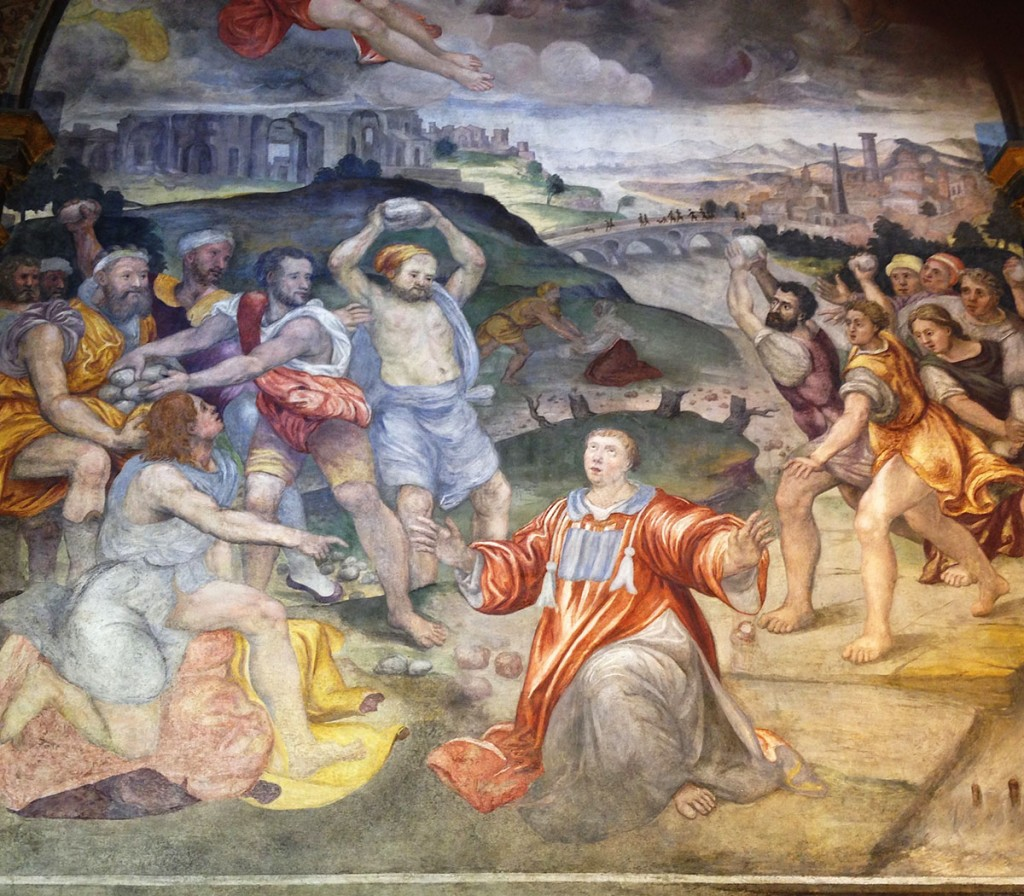 martirio-santo-stefano-evangelista-luini-san-maurizio-milano-antica