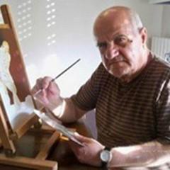 Nella Troia dauna fondata da Diomede c'è un artista presepista: Tonino Cibelli