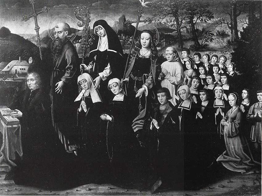 Gruppo-di-santi-religiosi-donatore-ignoto-pittore-tedesco-opere-trafugate-toscana