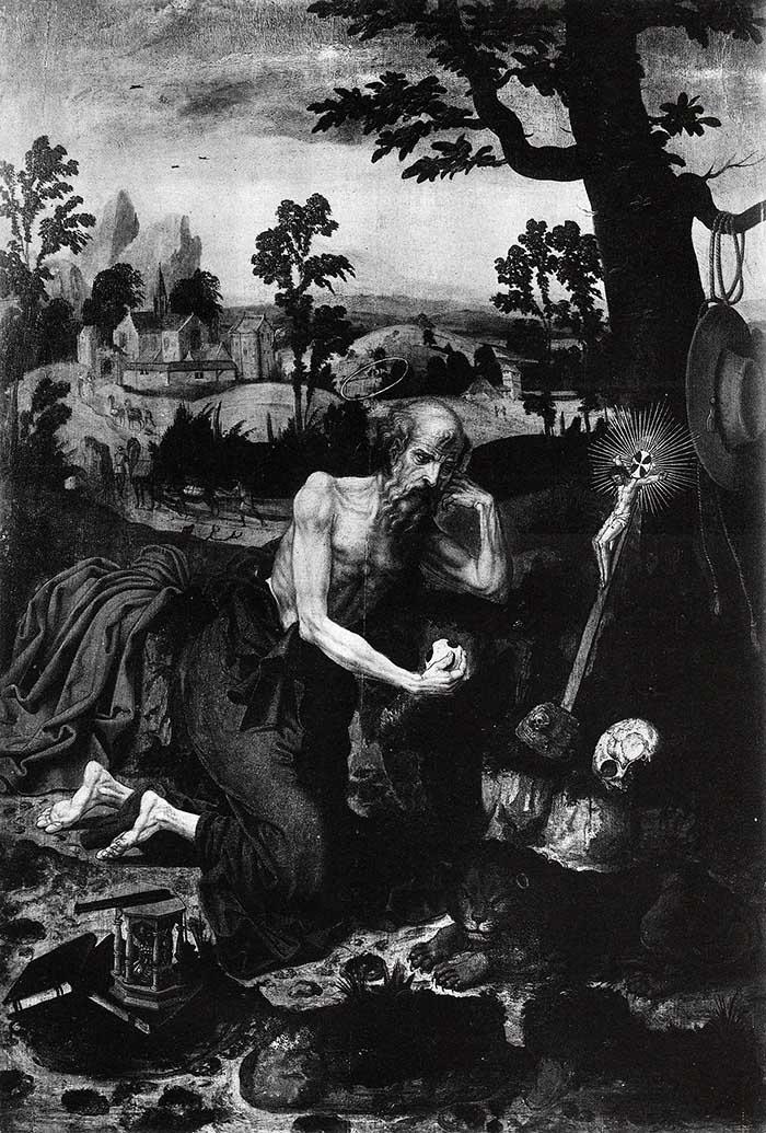 San-Girolamo-di-Jan-van-Hemessen-opere-trafugate-toscana