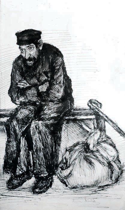 arte-olocausto-Mundlak-pittori-ebrei-deportati-tesoro-hitler