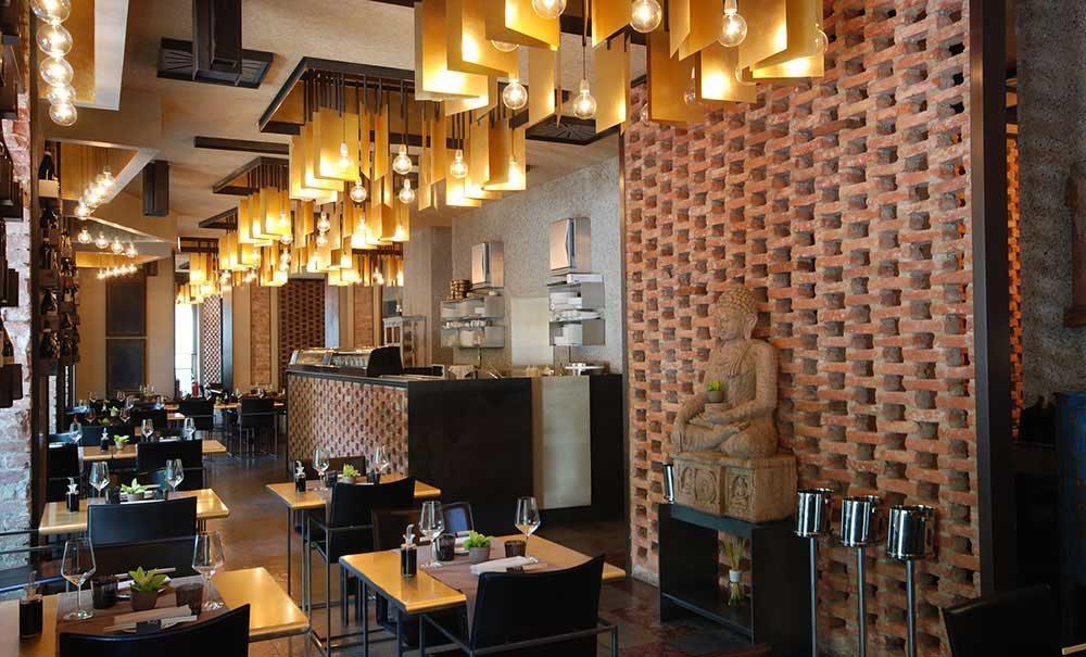 Il mondo in tavola i 50 migliori ristoranti stranieri di - Design d interni milano ...