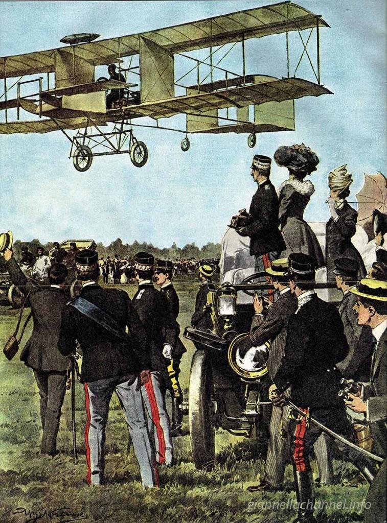 storia-donne-aviazione-Delagrange-Roma-1908