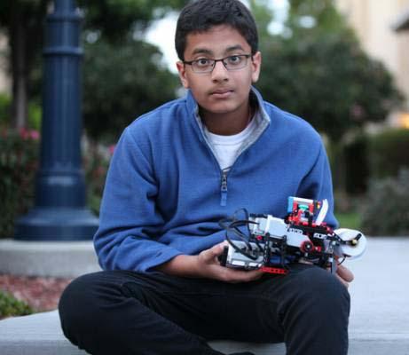 Intel produrrà la stampante braille creata coi Lego da un tredicenne