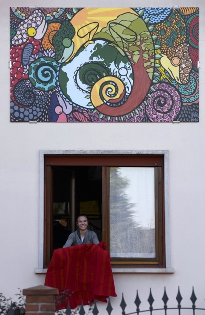 Pannello-tema-Expo-2015-giulia-pezzato-contrada-madona-in-campagna-dairago-atlante-paesi-dipinti