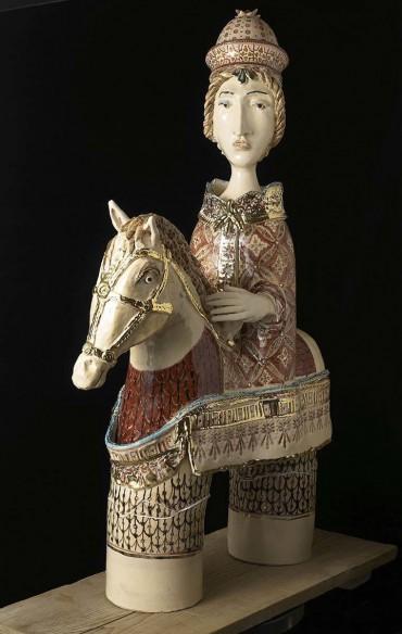 bianca-lancia-moglie-federico-secondo-artista-domenico-pinto-grottaglie