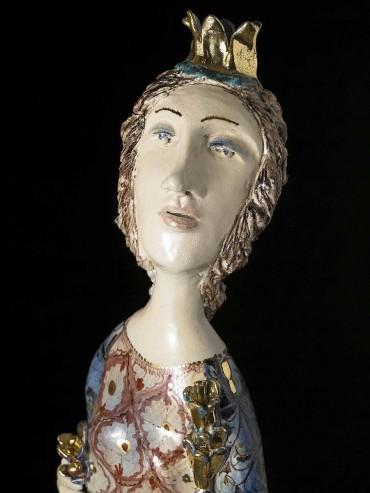 costanza-aragona-moglie-federico-secondo-artista-domenico-pinto-grottaglie