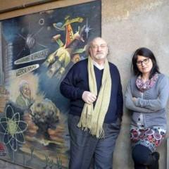 C'era una volta a Cadorago un uomo che sognava opere d'arte su ogni casa