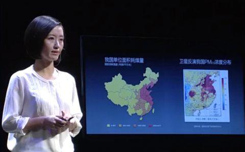Jing e Jining: la giornalista, il neoministro <br />e la grande sfida per l'ambiente in Cina