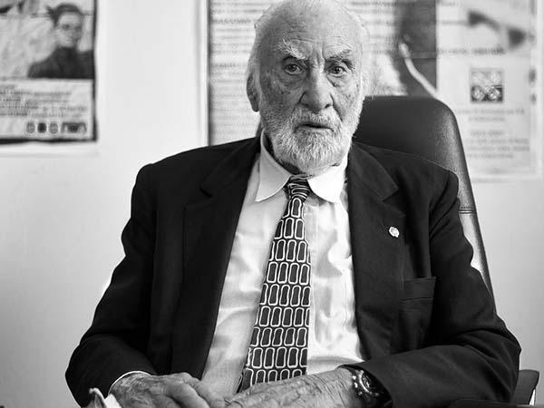 Massimo Rendina alla Casa della Memoria e della Storia