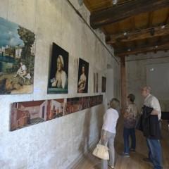 Il Maio di Cassina, Museo dell'arte rubata, attira l'attenzione in Italia. Parola dell'agenzia di stampa cinese e del nostro Tg3