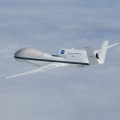 Il drone che combatte la siccità inseminando le nuvole e aumentando di molto le piogge