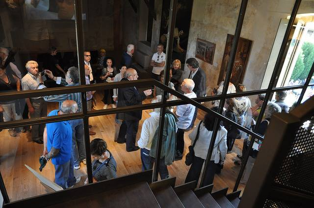A Cassina, alle porte di Milano, <br />ha aperto il MAIO, il Museo <br />dell'Arte in Ostaggio