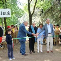 Aulì Ulè: finalmente il nuovo parco dei bambini all'Idroscalo di Milano