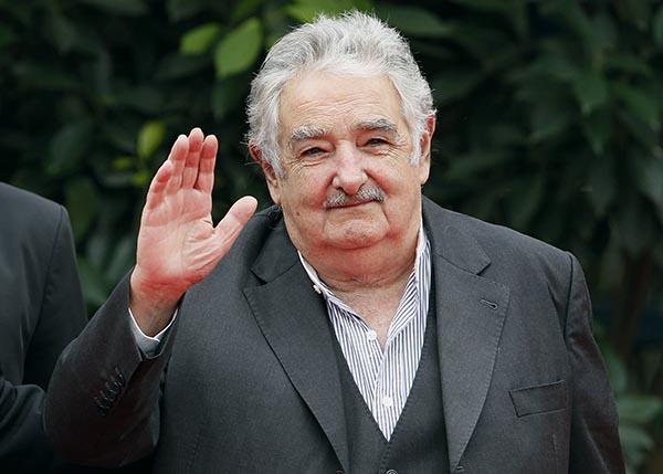 Incontro con José Pepe Mujica, <br />il Mandela del Sud America, <br />l'ex presidente più umile del mondo