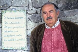 """Hollywood ricorda Tonino Guerra e a me viene in mente quella """"riga di pietra"""" di Olimpia da dove partirà la corsa di Grecia e Italia contro la povertà ingiusta"""