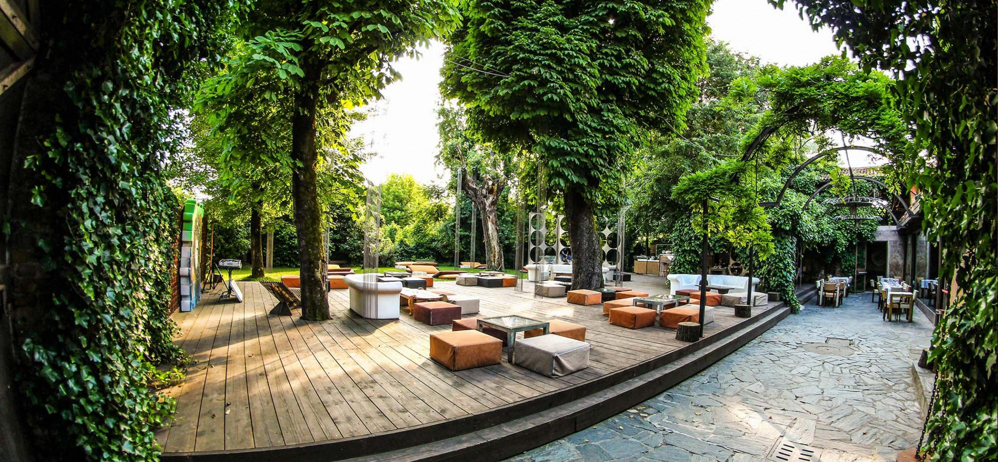 I 50 migliori ristoranti con giardino all 39 aperto di milano - Ristorante con tavoli all aperto roma ...