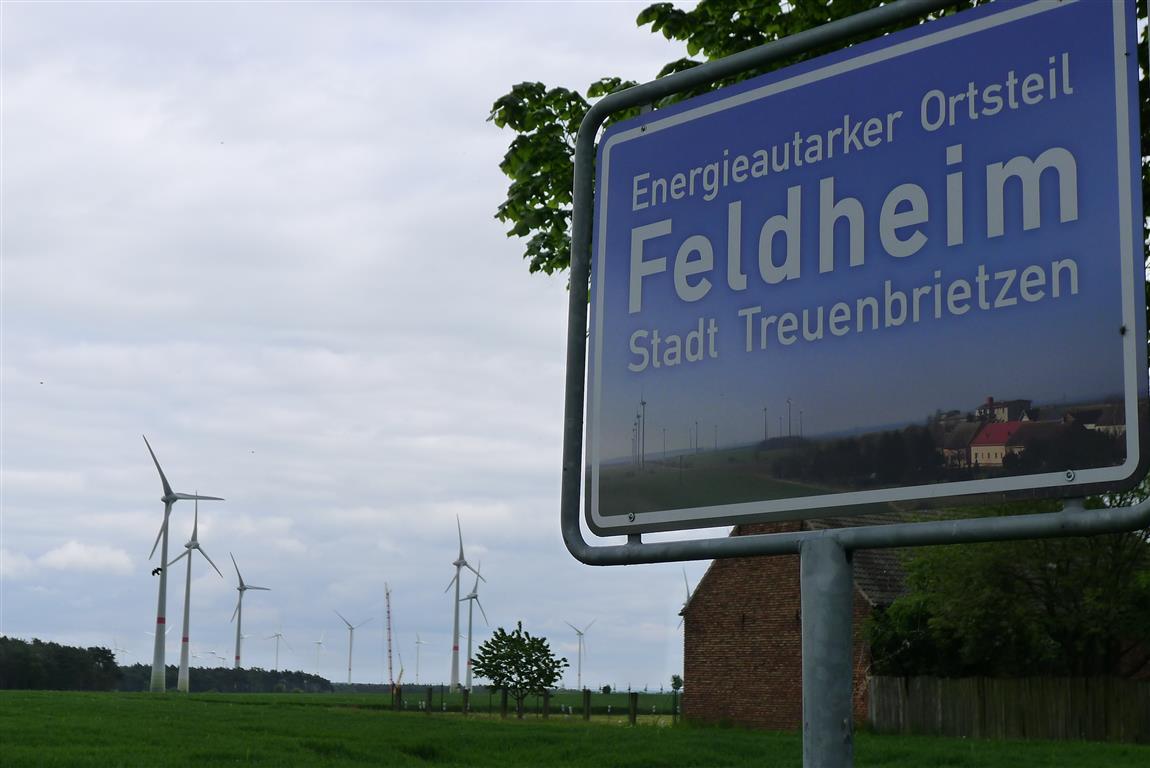 Energie rinnovabili: <br />il modello Feldheim