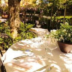 I 50 migliori ristoranti con giardino di Milano