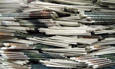 La crisi della stampa in Italia raccontata attraverso alcuni numeri e infografiche