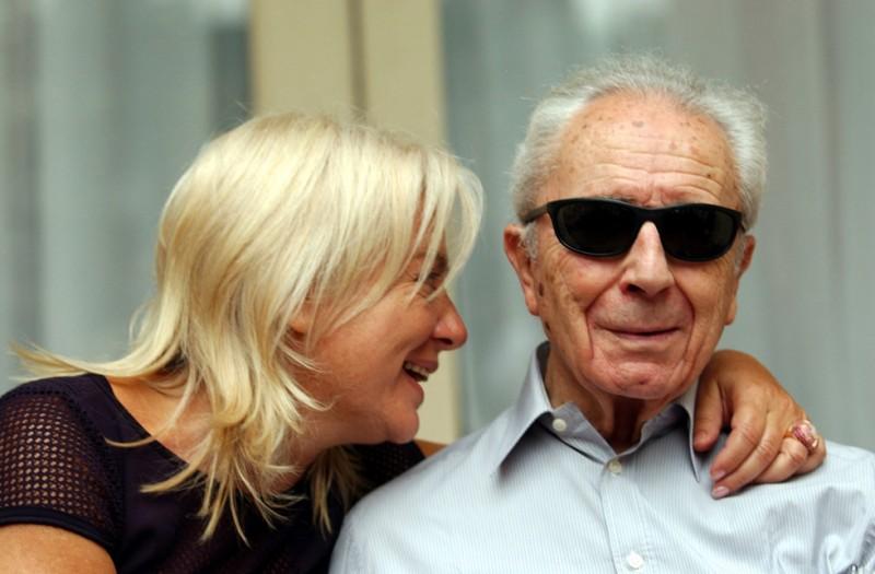 """Per i 100 anni di Michelangelo Antonioni, il ricordo di sua moglie Enrica Fico: """"Pensi di essere vecchio? No, sei molto giovane"""""""