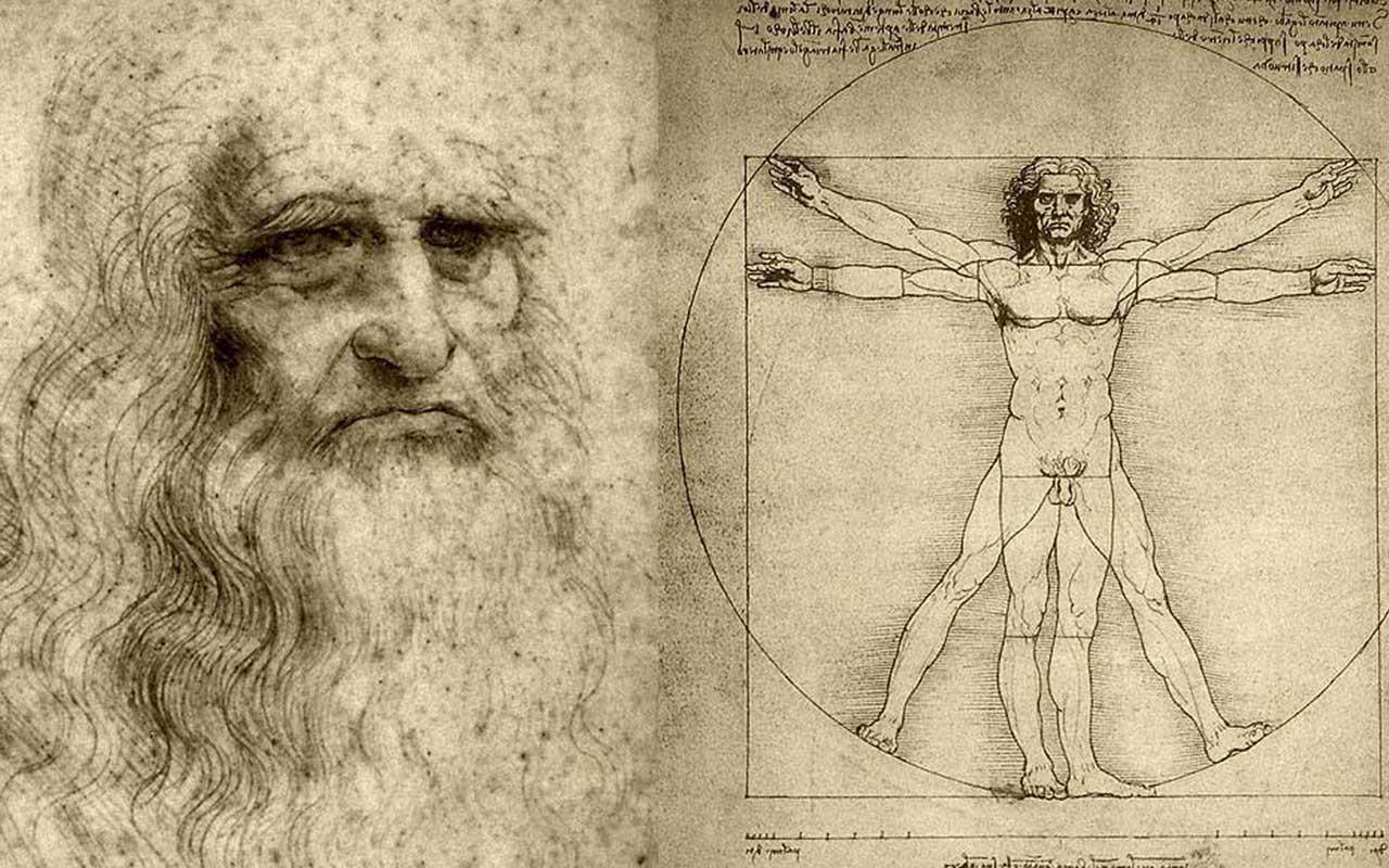 La storia segreta di un pioniere <br />dell'enigmistica: Leonardo da Vinci