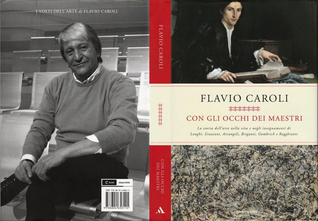 flavio-caroli-libro-con-gli-occhi-dei-maestri
