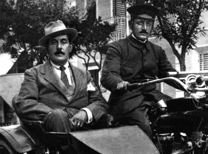"""<i>""""La febbre vorrei non averla""""</i>: <br />un foglio nella sua villa toscana <br />svela la fine di Giacomo Puccini"""