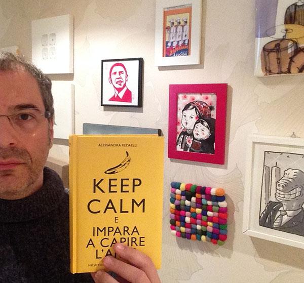 Keep Calm e impara <br />a capire l'arte